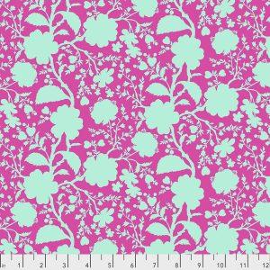 Tula Pink - True Colors - Wildflower - Azalea